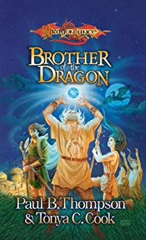 Brother of the Dragon: The Barbarians, Book 2 by [Thompson, Paul B., Cook, Tonya C.]