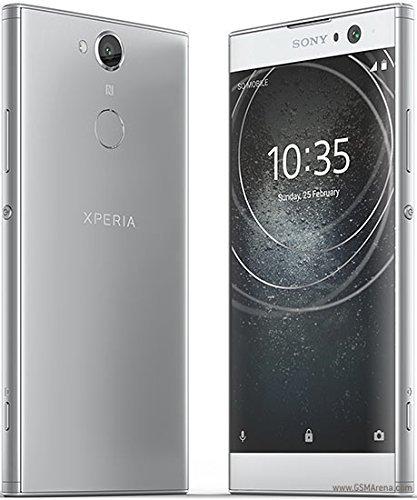 Sony Xperia XA2 Dual H4133 Silver/シルバー SIMフリー 並行輸入品