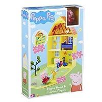 Peppa Pig House & Garden Playset