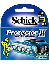 シック プロテクタースリー 替刃 (4コ入)