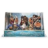 ディズニー モアナと伝説の海 デラックス フィギュア セット Disney Moana 10 Piece Figure Play Set【平行輸入品】