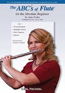 ABC's of Flute for the Absolute Beginner [DVD] [Import]