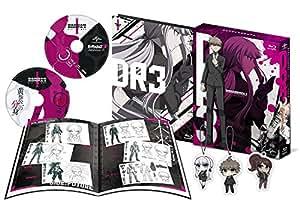 【Amazon.co.jp限定】 ダンガンロンパ3-The End of 希望ヶ峰学園- Blu-ray BOX 1 (初回限定版) (全巻購入特典:「描き下ろし全巻収納BOX」&「ぷにキャラチャームクリーナー[カムクライズル]」&「卓上カレンダー」引換シリアルコード付)