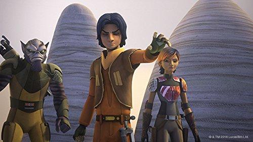 『スター・ウォーズ 反乱者たち シーズン1 PART2 [DVD]』の3枚目の画像