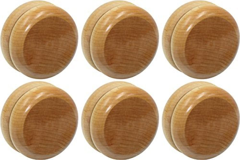 Plain Yo-Yo's - 6 pack - Made in USA [並行輸入品]