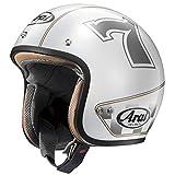 アライ(ARAI) バイクヘルメット ジェット CLASSIC MOD CAFE RACER ホワイト 59-60 L