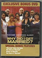 Tyler Perry's Why Did I Get Married? Exclusive Bonus DVD [並行輸入品]