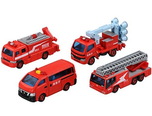 トミカ ギフトセット 消防車両コレクション2
