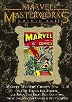 Marvel Masterworks Mystery Comics Vol 116 Variant NEW