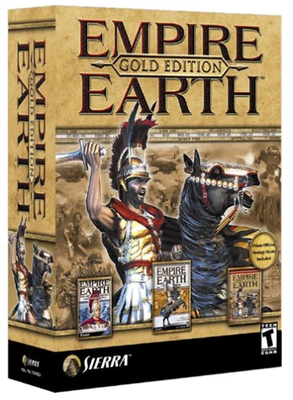 素晴らしいです知人弁護人Empire Earth Gold (輸入版)