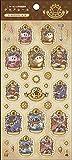 星のカービィ カービィと夢幻の歯車 ゴールドクリアシール (2) B