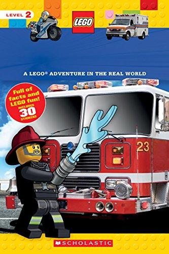 Emergency! (LEGO Nonfiction)