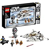 LEGO Star Wars: The Empire Strikes Back Snowspeeder – 20th Anniversary Edition 75259 Building Kit