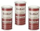 GABAN シナモンシュガー (缶) 140g×3個