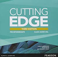 Cutting Edge Pre-intermediate (3E) Class CD (2)
