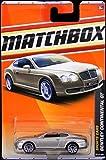 Best マッチボックス車 - おもちゃ Matchbox マッチボックス 2011, bentley ベントレー continental コンチネンタル Review