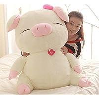 ブタ ぬいぐるみ  特大  豚  60cm  大きいぶた/抱き枕/クマ縫い包み/プレゼント/ふわふわぬいぐるみ