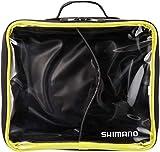 シマノ(SHIMANO) へらバッグ へらボウルポーチ ブラック PC-024Q