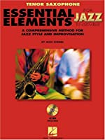 Essential Elements for Jazz Ensemble: Tenor Saxophone (Instrumental Jazz)