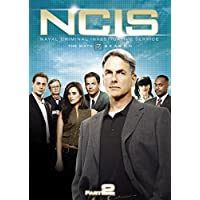 NCIS ネイビー犯罪捜査班 シーズン7 DVD-BOX Part2(6枚組)