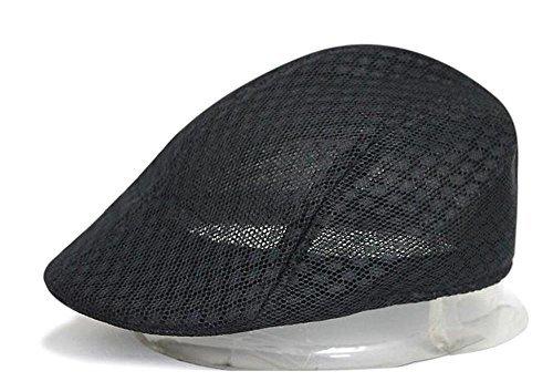 【通気性がよく快適】ハンチング メッシュ 帽子 大きい サイ...