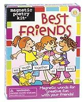 Best Friends Kit: Magnetic Poetry