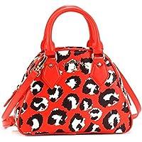 (ヴィヴィアン・ウエストウッド) VIVIENNE WESTWOOD ハンドバッグ #190004 RED 並行輸入品