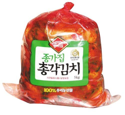 【★クルー便】宗家 チョンガクキムチ 5kg■韓国食品■韓国キムチ/おかず■宗家
