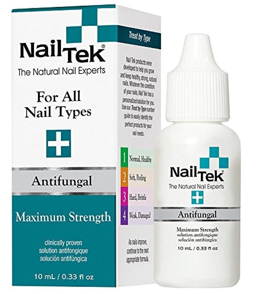 油稚魚スカリーNAIL TEK Maximum Strength Antifungal (並行輸入品)