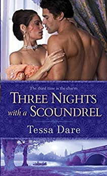 Three Nights with a Scoundrel (The Stud Club Trilogy Book 3) by [Dare, Tessa]