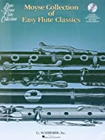 Moyse Collection of Easy Flute Classics (Book & CD)