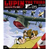 ルパン三世 second-TV.BD-(25)(Blu-ray Disc)