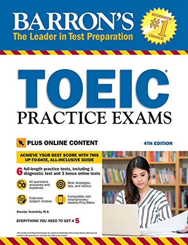 TOEIC Practice Exams: With Dow...