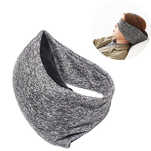 [해외]Ewolee 목 베개 여행 베개 아이 마스크 기능 컴팩트 목 베개 다기능 휴대 베개 여행 비행기 자택 사무실 낮잠 숙면 용품 그레이/Ewolee neck pillow travel pillow eye mask feature compact neck pillow multifunction mobile pillow travel airpla...