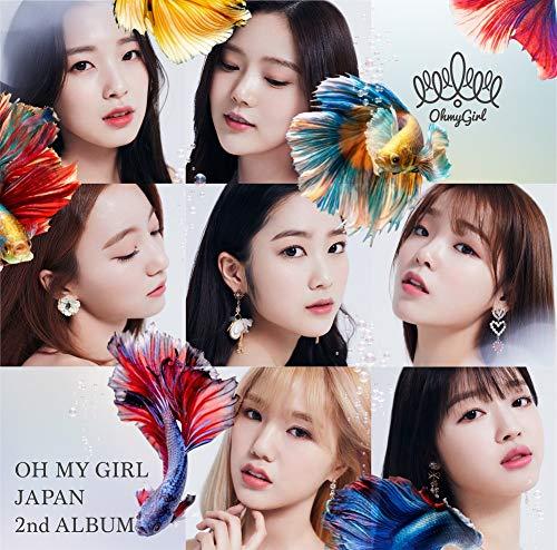 OH MY GIRL JAPAN 2nd ALBUM(初回限定盤B)(DVD付)(特典なし)