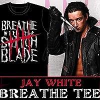 新日本プロレス ジェイホワイト BREATHE Tシャツ バレットクラブ XLサイズ