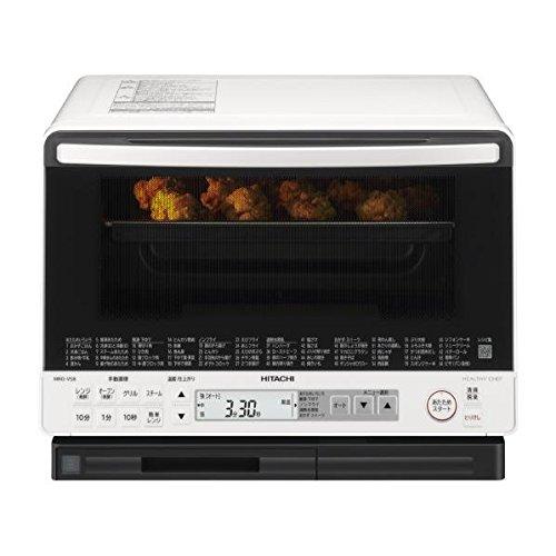 RoomClip商品情報 - 日立 スチームオーブンレンジ 31L ホワイトHITACHI 過熱水蒸気オーブンレンジ ヘルシーシェフ MRO-VS8-W