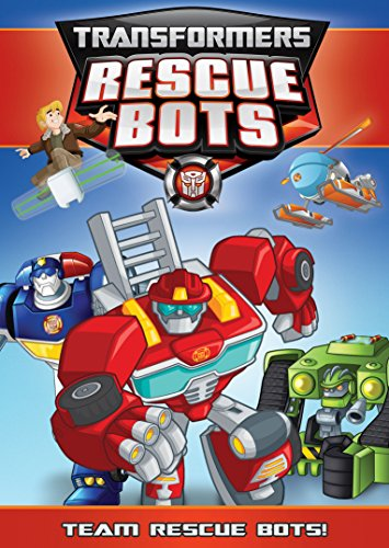 Transformers Rescue Bots: Team Rescue Bots / [DVD] [Import]