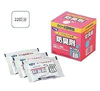 安寿 ポータブルトイレ用防臭剤22