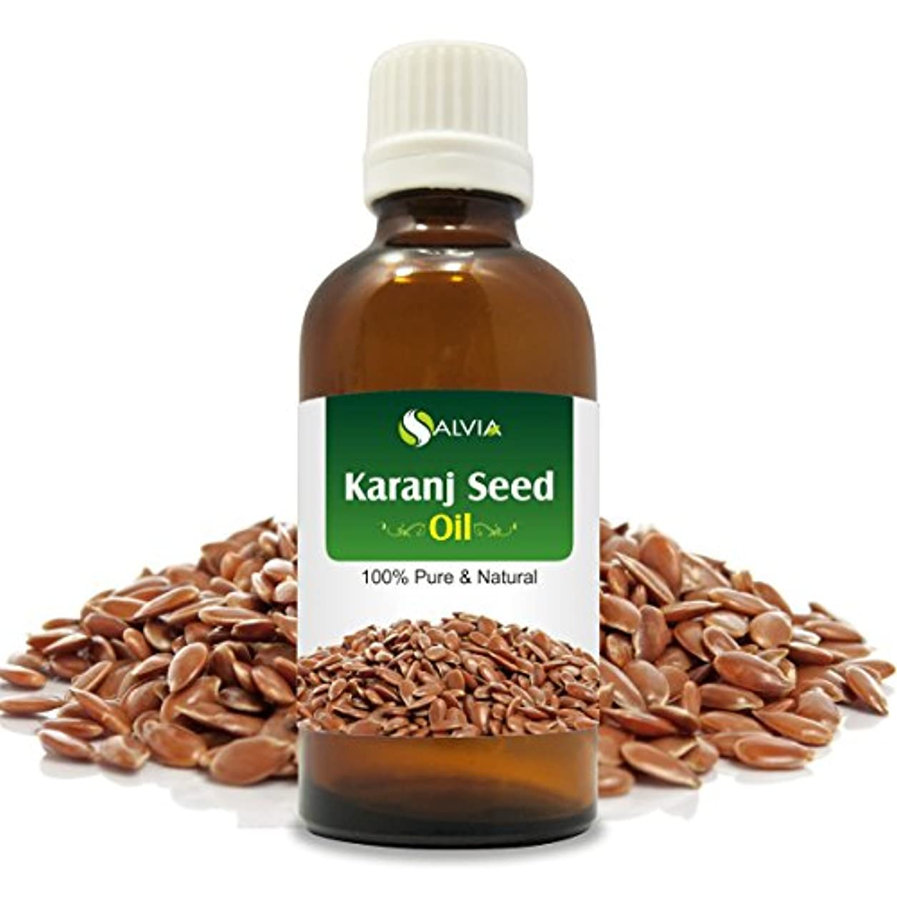 緩む分布差し控えるKARANJ SEED OIL 100% NATURAL PURE UNDILUTED UNCUT OIL 30 ML