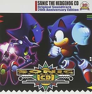 SONIC CD Original Soundtrack 20th Anniversary Edition