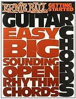 Ernie Ball Guitar Chords [並行輸入品]