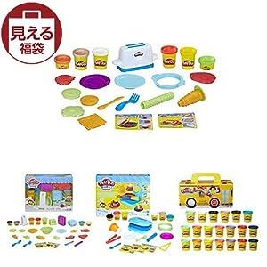 プレイ・ドー トースター&あさごはん&スーパーマーケット セット