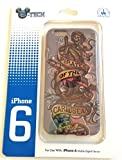 WaltディズニーWorld Parks Exclusive Pirates of the Caribbean iPhone 6 6s d-techハードプラスチック電話ケース