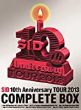 SID 10th Anniversary TOUR 2013 COMPLETE BOX(完全生産限定盤) [DVD]/