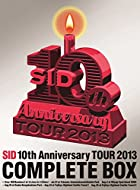 SID 10th Anniversary TOUR 2013 COMPLETE BOX(完全生産限定盤) [DVD](在庫あり。)
