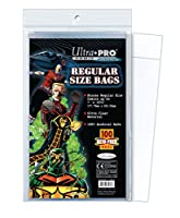 Ultra Pro Comic Series Regular Size Bags