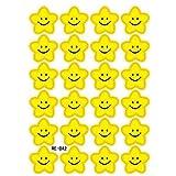 ノーブランド品 480枚 DIYのおもちゃ スター ステッカー 絵文字 笑顔 子供 クラフト プレゼント