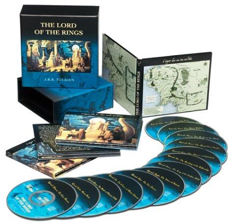 The Lord of the Rings BBCラジオドラマ版の詳細を見る