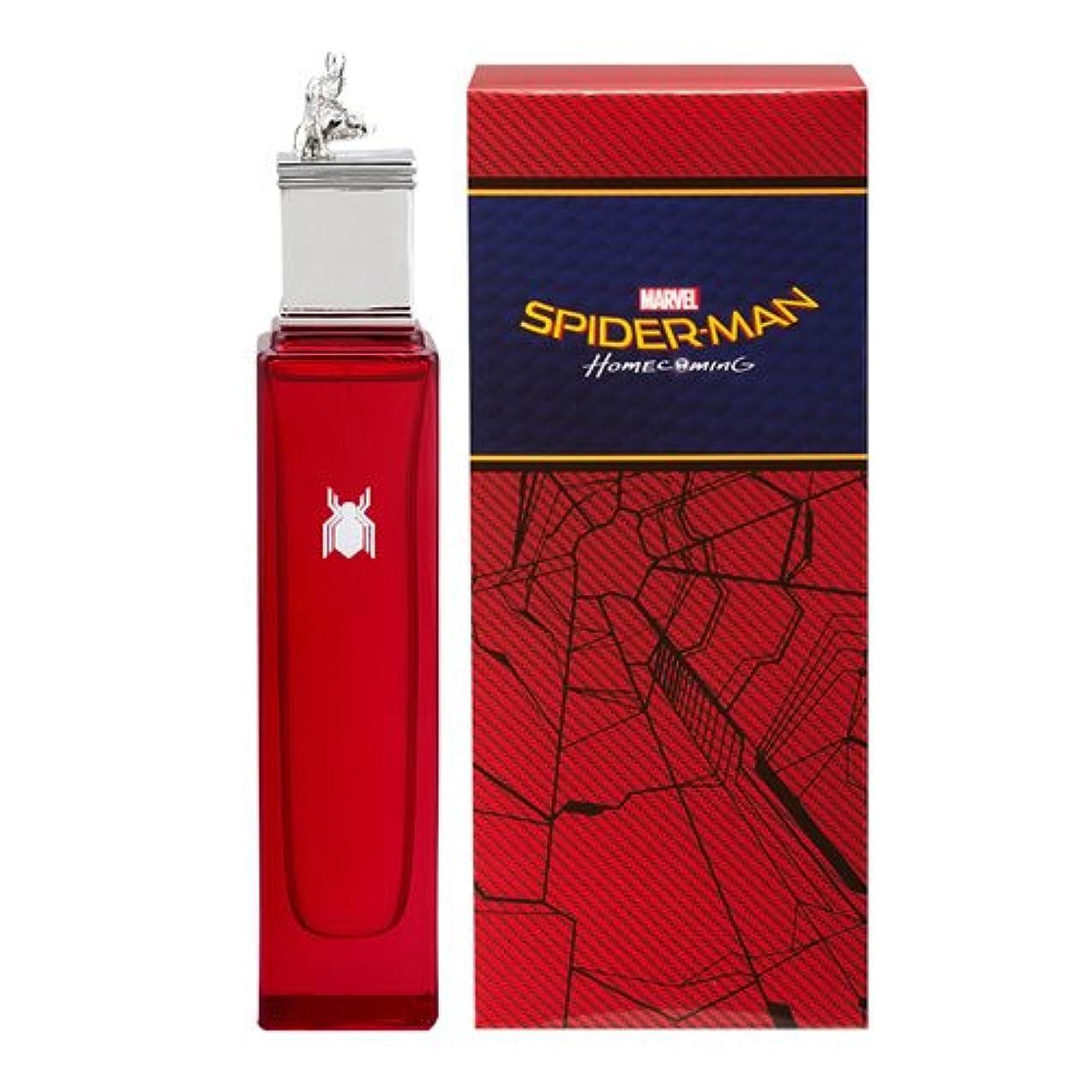 れる指帳面◆【MARVEL】Unisex香水◆トゥーザシーン スパイダーマン オードトワレEDT 50ml◆
